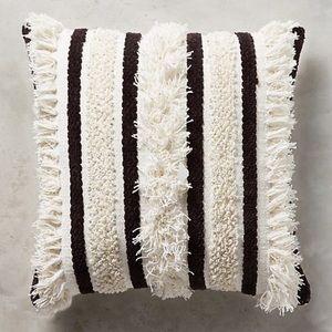 Textured Indira Pillow Anthropologie